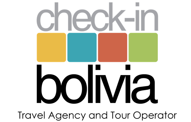 Check In Bolivia Logo